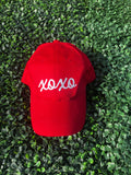 XOXO Red Cap