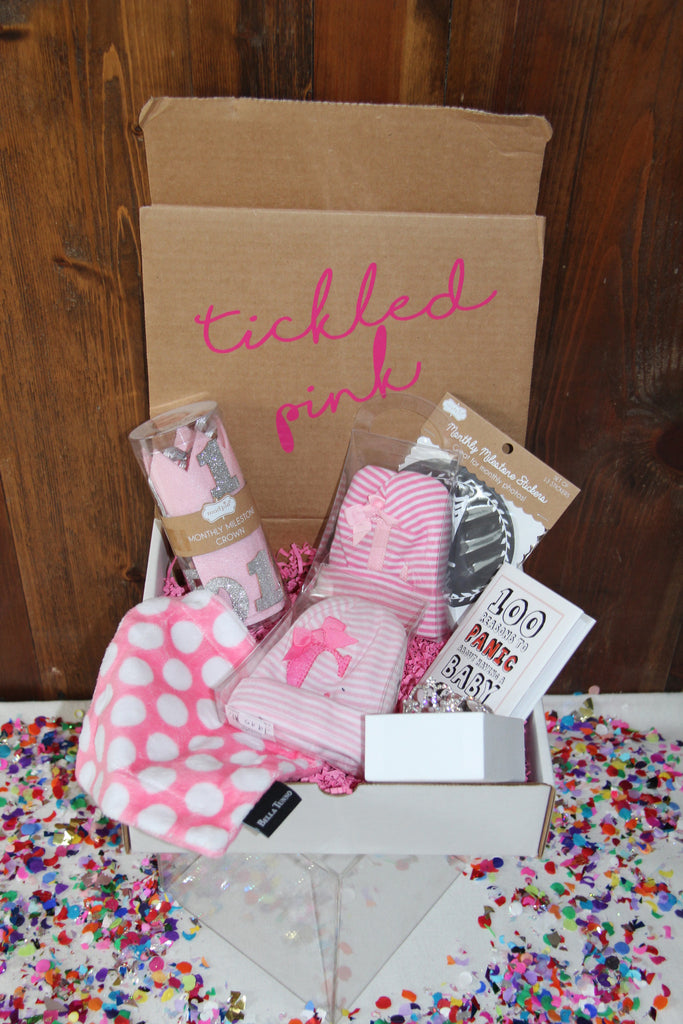 Tickled Pink Box