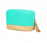 Copy of Cabana Cosmetic Bag with Monogram