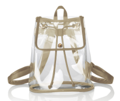 Clear Stadium Backpack