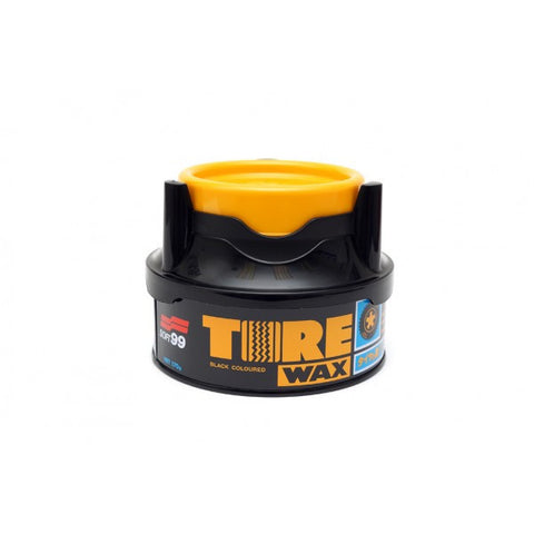 Black Tire Wax