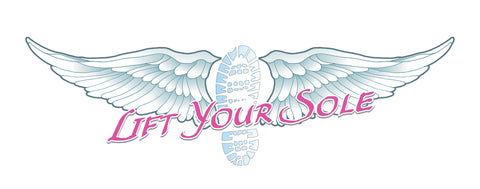 Lift Your Sole Jewelry