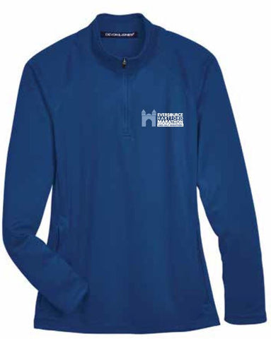 Eversource Hartford Marathon 2019 Quarter Zip Womens