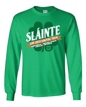 Slainte O'Race Cotton Shirt - Green