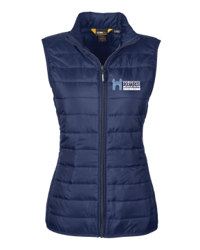 Eversource Women's Puff Vest