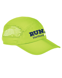 Run Hartford Neon Yellow Cap