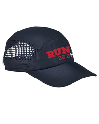 Run Hartford 26.2 Navy Cap