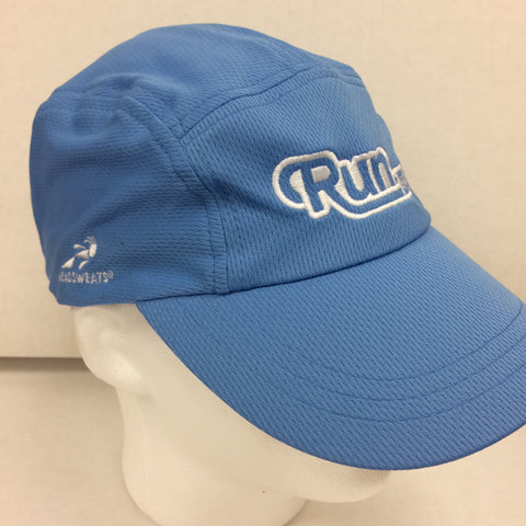 Light Blue Run Hat