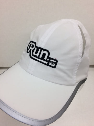 White Run Hat