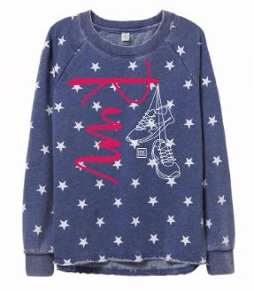 Lazy Day Star Pullover - Women's
