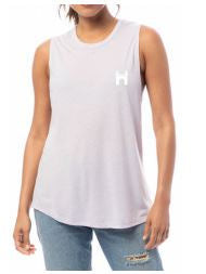 Ladies' Jersey Muscle Tank - Lilac