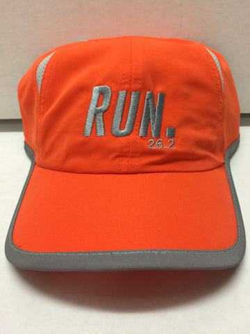 Run 26.2 Hat - Orange