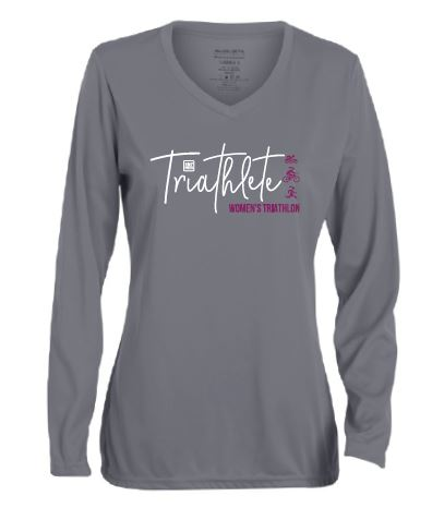 Triathlete Long Sleeve Shirt