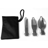 3 pcs  Outdoor Knife/fork/spoon