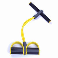 Fitness Elastic Rubber Pedal Exerciser