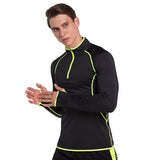 Men Running Jacket for Fitness and Sports