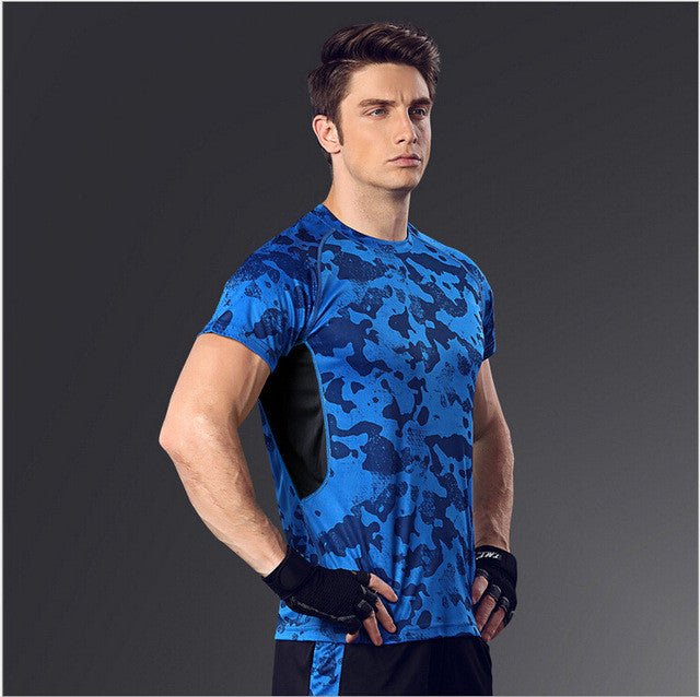 Fitness Men Shirt
