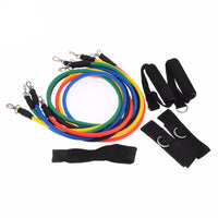10pcs/set Resistance Bands Expander
