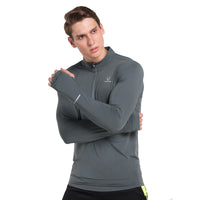 Men Warm Shirt for Fitness
