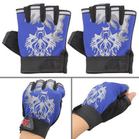 1 Pair Cycling Gloves Half Finger