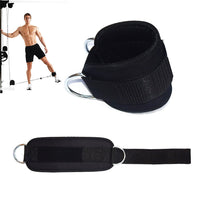 Crossfit Ankle Cuffs and Resistance Bands