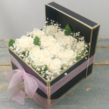 Class Act (One dozen roses in presentation box)