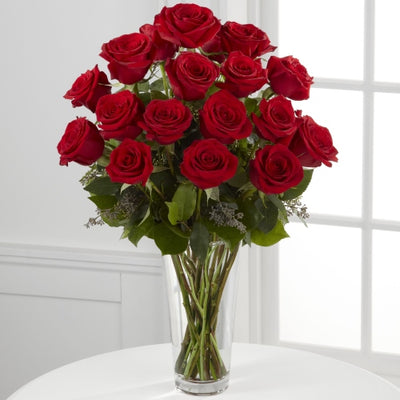 Red Roses Sympathy Bouquet
