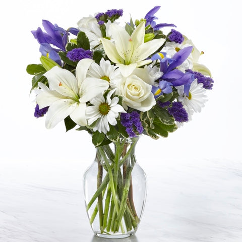 The FTD Sincere Respect Bouquet
