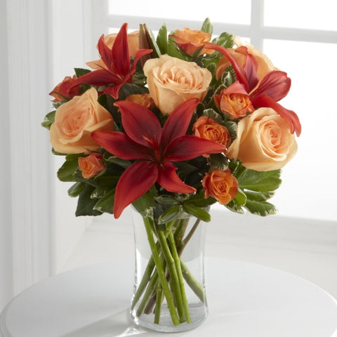 Warmth and Comfort Bouquet