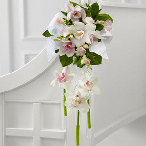 Arrangement - The Perfect Entrance™ Pew Arrangement J-W18-4667