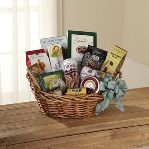 Basket - The Warmth & Comfort™ Gourmet Basket J-S49-5031