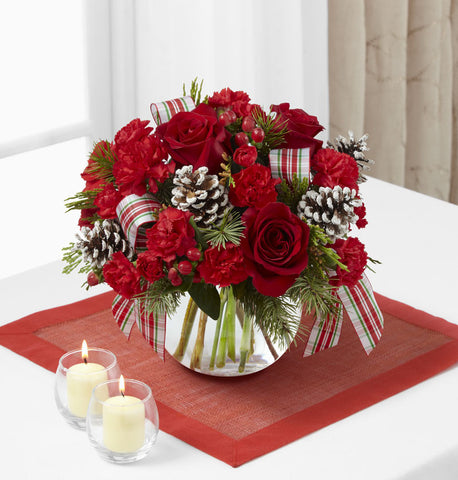 Bouquet - Christmas Peace™ Bouquet  J-B10-4962
