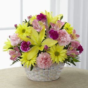 Bouquet - The Basket Of Cheer® Bouquet J-C13-4840