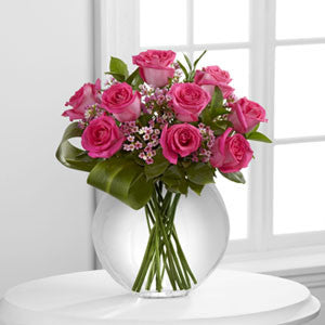 Bouquet - The Blazing Beauty™ Rose Bouquet J-E7-4824