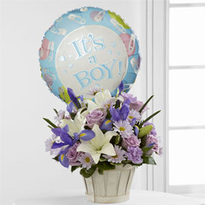 Bouquet - The Boys Are Best!™ Bouquet J-D7-4903