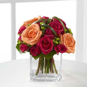 Bouquet - The Deep Emotions Rose Bouquet B25-4401