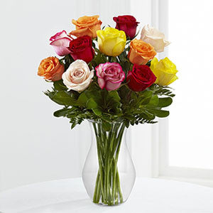 Bouquet - The Enchanting™ Rose Bouquet J-E4-4820