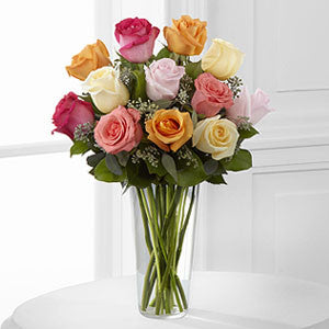 Bouquet - The Graceful Grandeur™ Rose Bouquet J-E8-4810