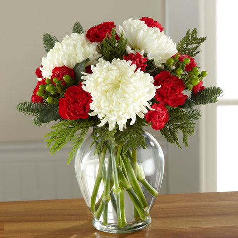Bouquet - The Holiday Enchantment™ Bouquet J-B17-5131
