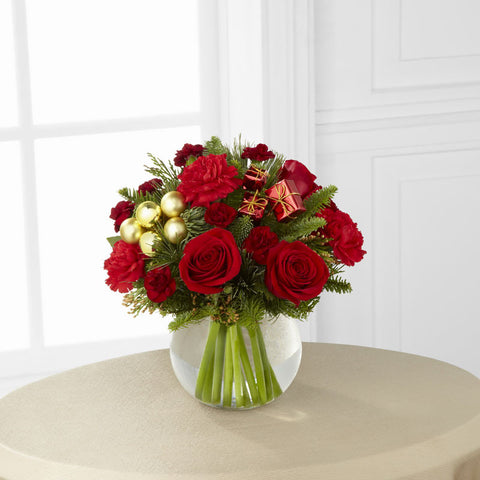 Bouquet - The Holiday Gold™ Bouquet J-B18A-4943