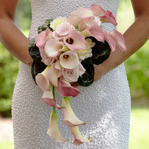Bouquet - The Pink Cascade™ Bouquet J-W16-4655
