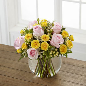 Bouquet - The Soft Serenade™ Rose Bouquet J-E8-4816