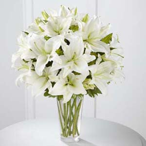 Bouquet - The Spirited Grace™ Lily Bouquet J-B26-4389