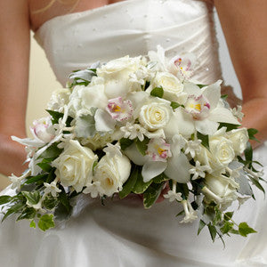 Bouquet - The White On White™ Bouquet J-W9-4622
