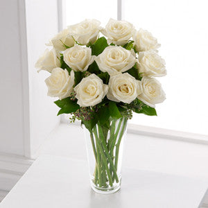 Bouquet - The White Rose Bouquet J-S3-4308