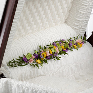 Casket - The Trail Of Flowers™ Casket Adornment J-S36-4520