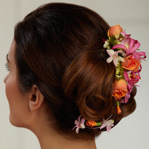 Decor - The Flowers-N-Frills™ Hair Decor J-W25-4687