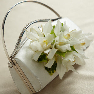 Decor - The White Purse Decor J-W5-4624