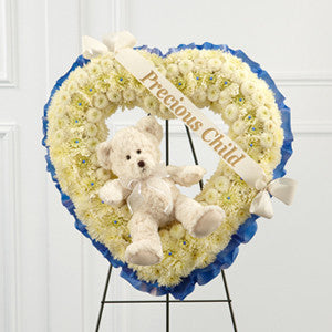 Heart - The Precious Child™ Standing Heart J-S46-4547
