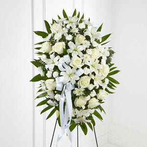 Standing Spray - The Exquisite Tribute™ Standing Spray J-S6-4447